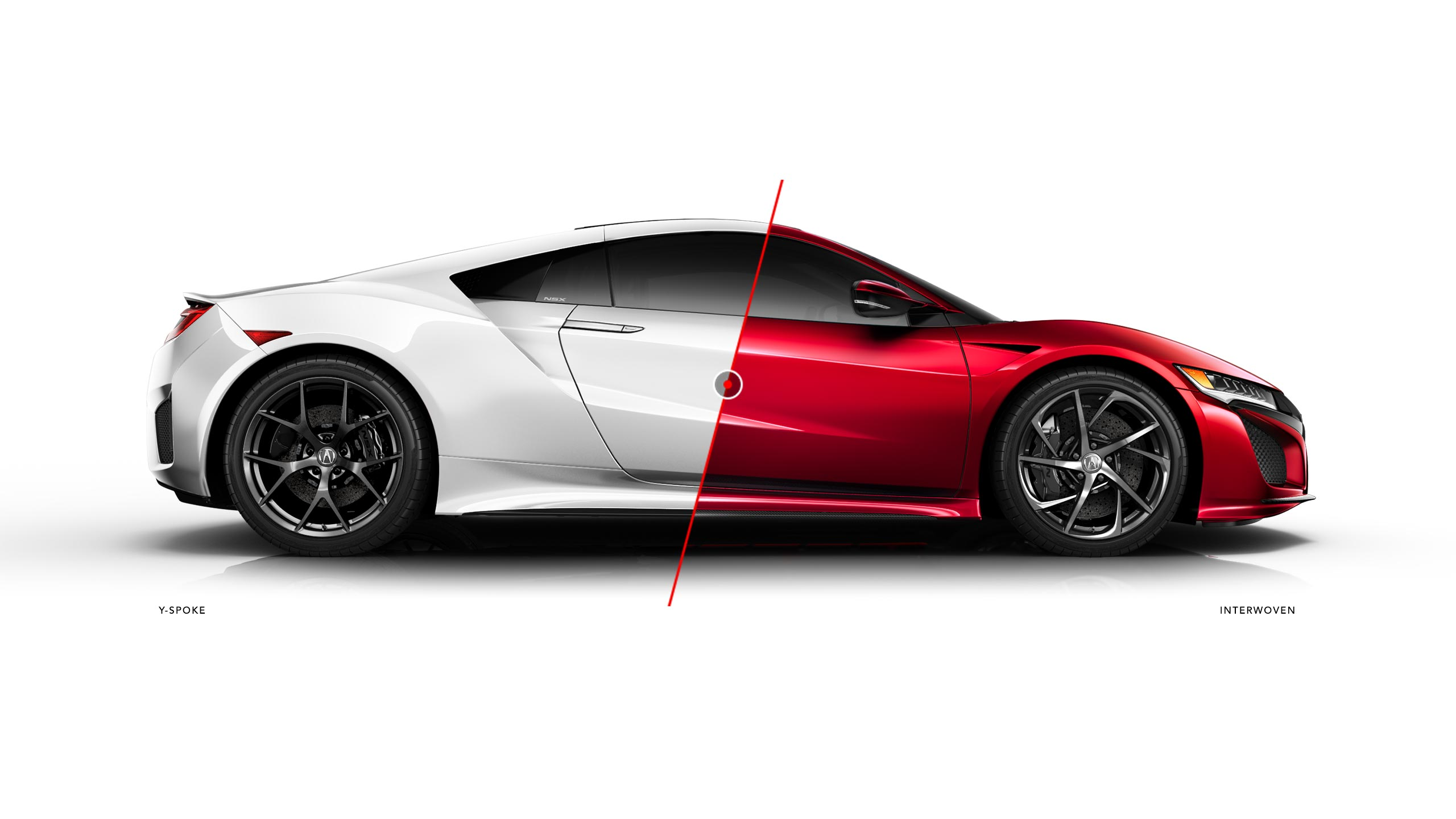 Acura Build Your NSX